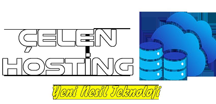 Çelen Hosting Logo